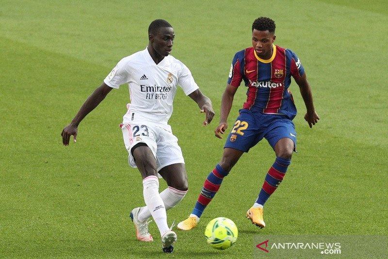 Manajer Barcelona Ronald Koeman minta Ansu Fati jaga fokus