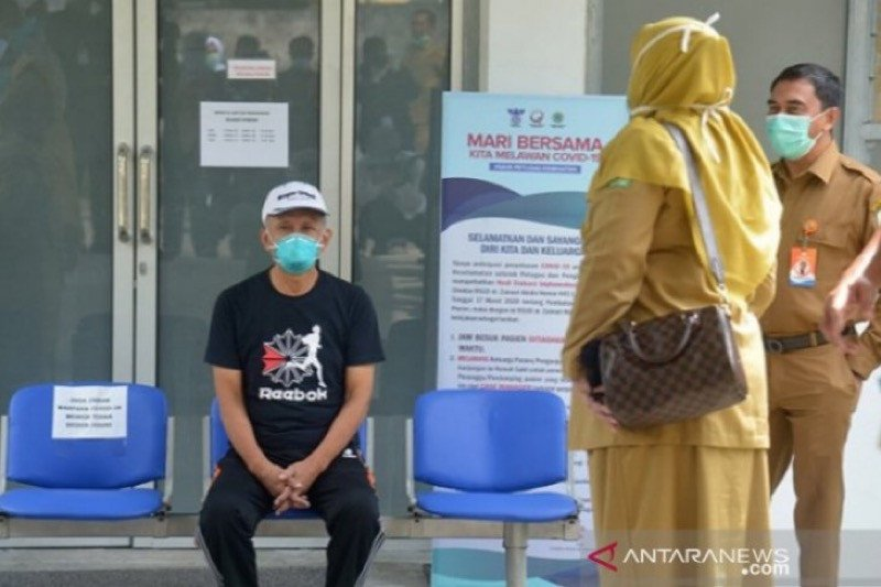 119 warga Aceh sembuh dari infeksi COVID-19