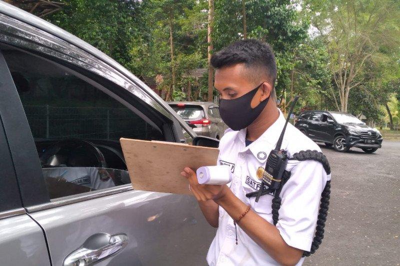 Objek wisata Lampung alami peningkatan kunjungan selama cuti bersama