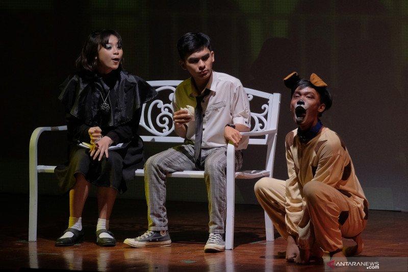 Pagelaran operet di Festival Seni Bali Jani II