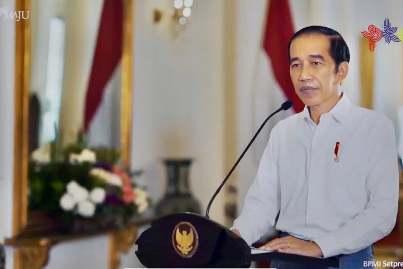 Presiden: PKN bukti seniman tidak tunduk pada pandemi