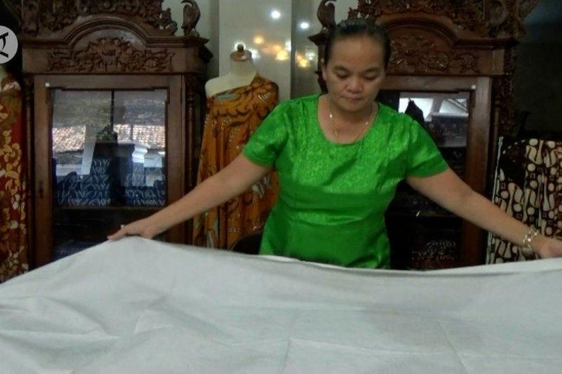 Menyingkap filosofi kehidupan dalam motif Batik Sidomukti