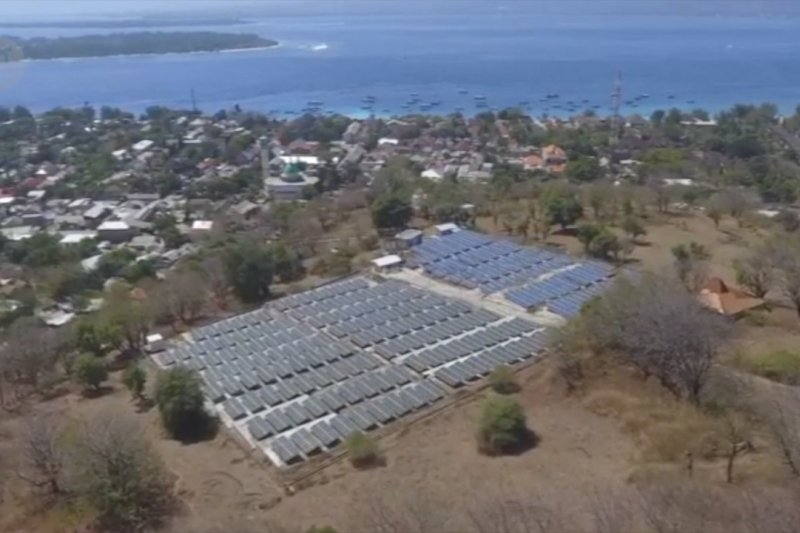 PLN terapkan listrik pintar di kawasan wisata 3 Gili Lombok