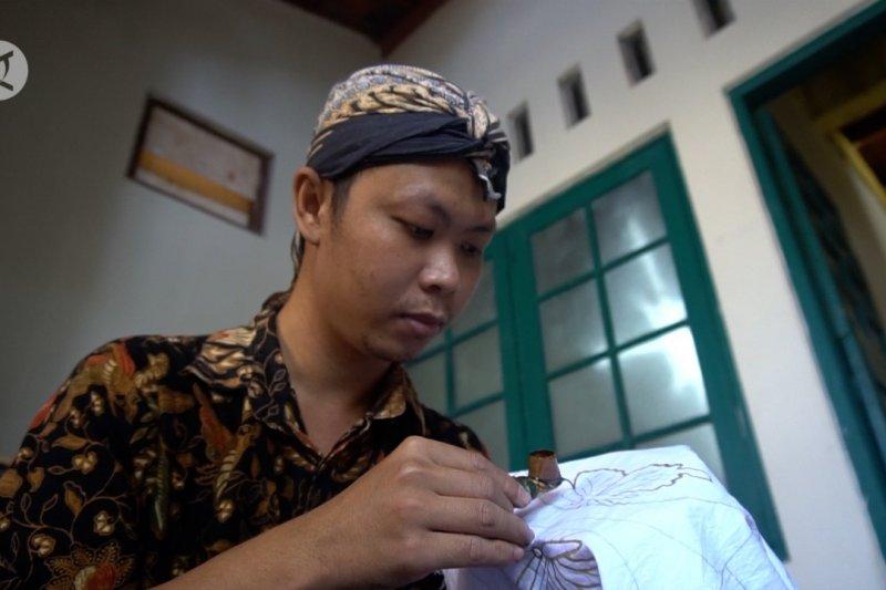 Produk batik kreasi penyandang tunarungu