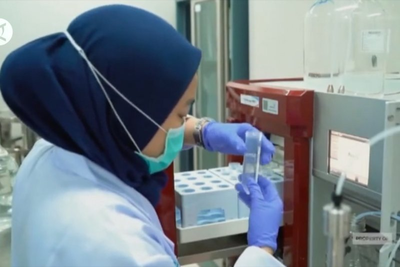 Vaksin Merah Putih diserahkan ke Bio Farma awal 2021