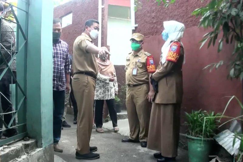 Gugus tugas Kota Bandung tinjau kesiapan penerapan mini lockdown
