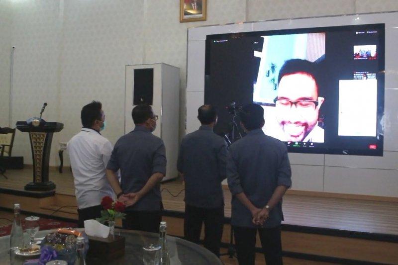 Pemkot Palembang operasikan jaringan internet gratis untuk PJJ