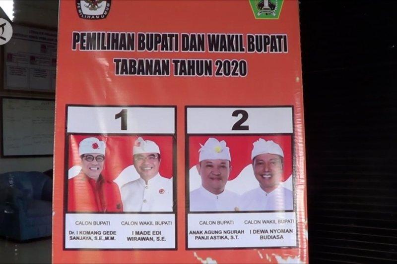 KPU Tabanan siap hentikan kampanye yang langgar protokol kesehatan
