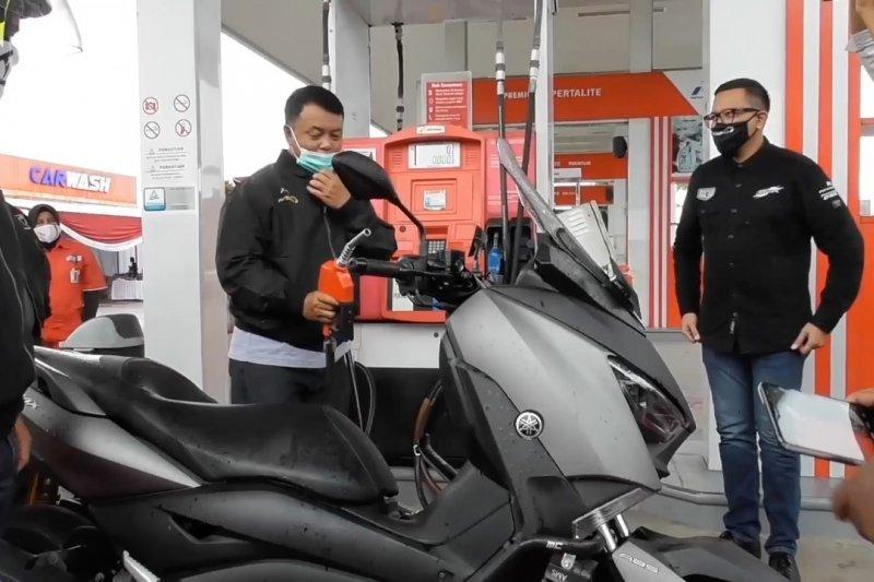 Pertamina luncurkan Pertamax Turbo di Bangka Belitung