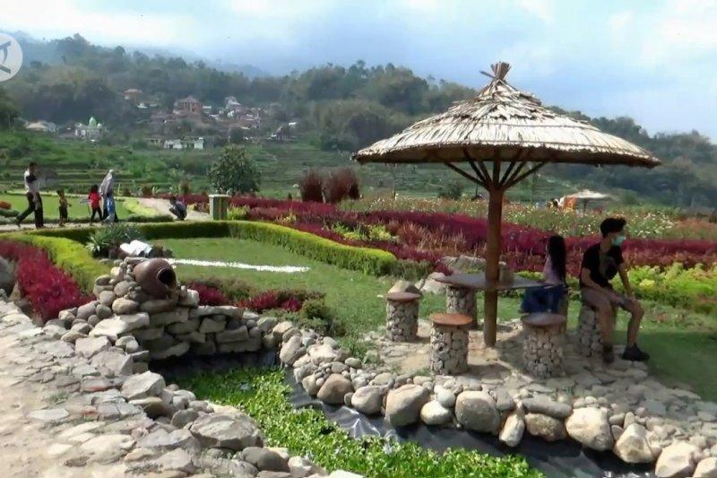 Wisata alam di Magetan diramaikan wisatawan dari luar daerah