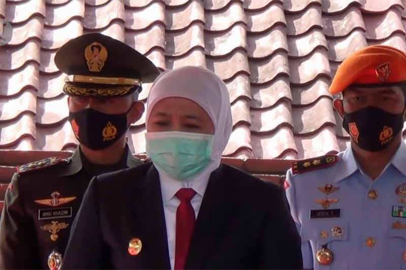 Gubernur Jatim kirim surat penolakan Omnibus Law ke Presiden