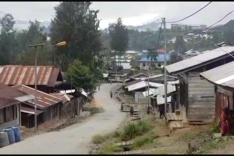KKB tembak rombongan Tim gabungan pencari fakta Intan Jaya