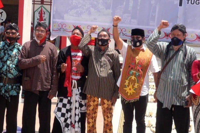 Ormas Kalteng ajak masyarakat jaga persatuan dalam Pilkada 2020