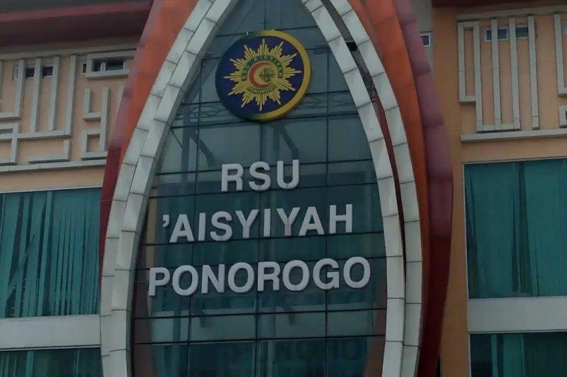 Plt Bupati Ponorogo resmikan klinik pelayanan PCR di RSU Aisyiyah