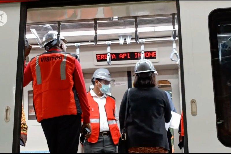 PT INKA terima proyek pengerjaan kereta dari Kongo
