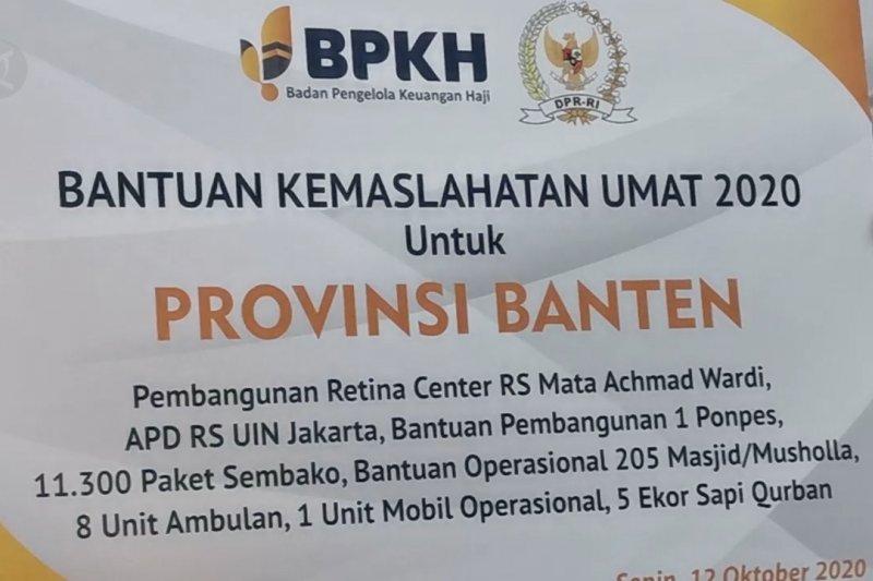 Ketua Komisi VIII DPR janji bongkar pemotongan dana bantuan ponpes