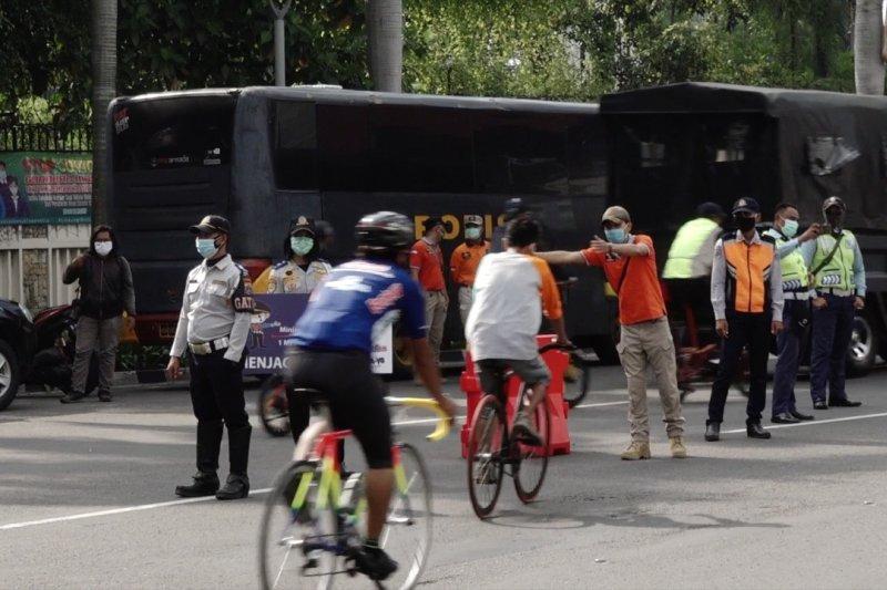 Sepekan PSBB Transisi II berlaku, Operasi Yustisi Jakpus temukan hampir 2.000 pelanggar