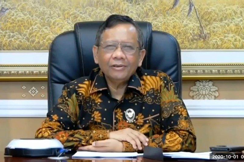 Mahfud MD: tak ada negosiasi untuk kemerdekaan Papua