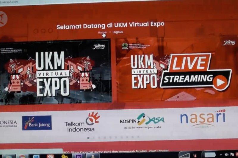Pameran UMKM virtual jadi solusi pemasaran di tengah pandemi
