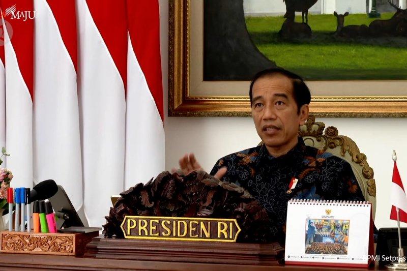 Presiden minta bangun korporasi petani dan nelayan