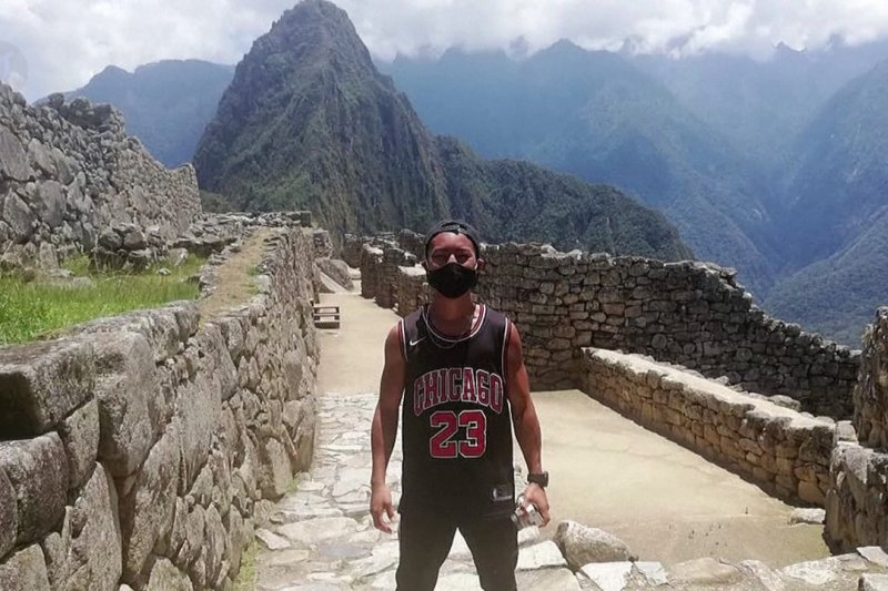 Peru membuka Machu Picchu untuk seorang turis Jepang