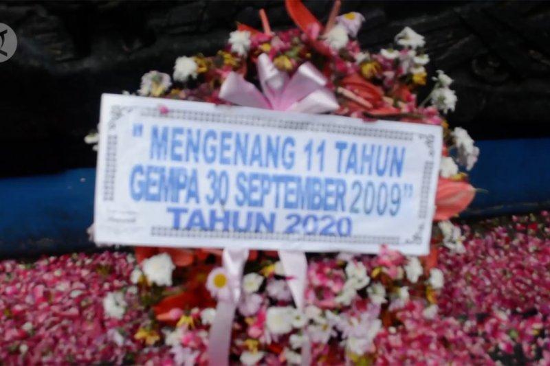 Peringatan 11 Tahun Gempa 7,6 SR di Padang