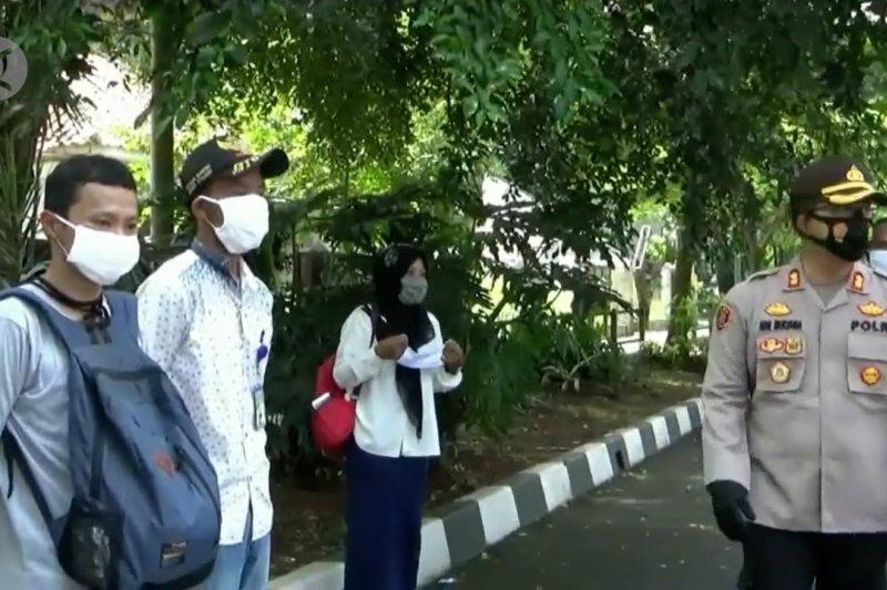Polres Lebak gencar sosialisasikan protokol kesehatan 3M