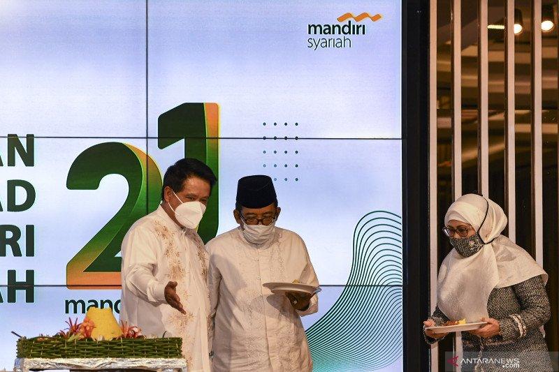 Milad ke-21 Bank Syariah Mandiri