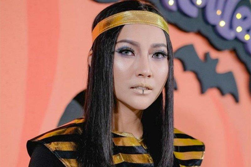 Ragam gaya selebritas Indonesia meriahkan Halloween