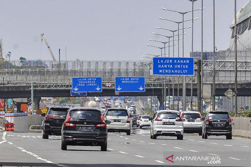 Arus balik libur panjang, 191.326 kendaraan ke Jakarta lewat Tol Japek