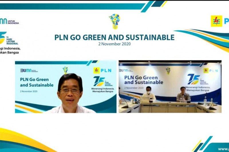 PLN luncurkan layanan sertifikasi energi terbarukan