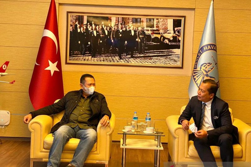 Ketua MPR: Kerja sama pertahanan Indonesia-Turki perlu ditingkatkan
