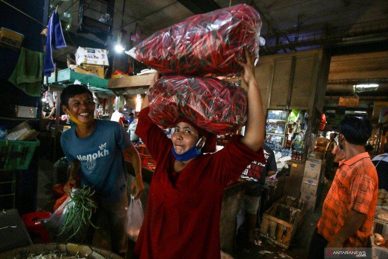 Faktor cuaca pengaruhi pasokan cabai ke Jakarta