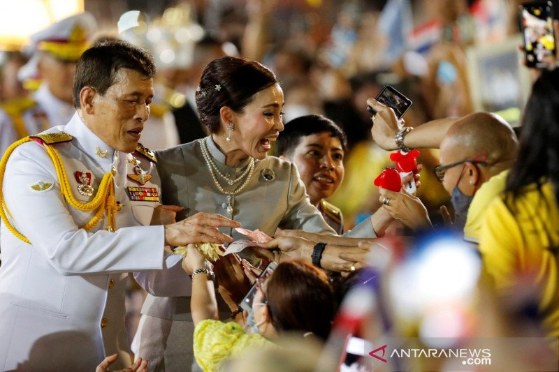 Putri Thailand izinkan impor vaksin COVID-19