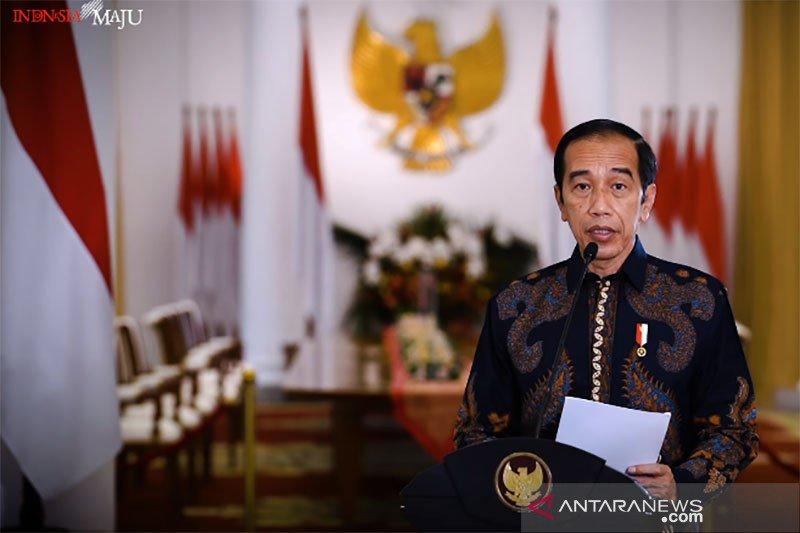 Presiden sampaikan empat pesan kepada penerima beasiswa LPDP