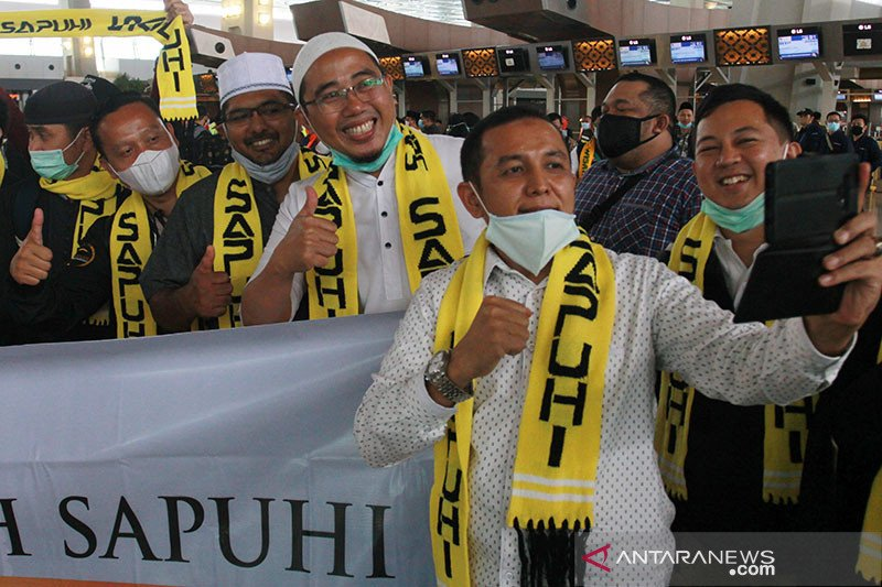 Arab Saudi buka umrah, ratusan jamaah di Bali tunggu keberangkatan