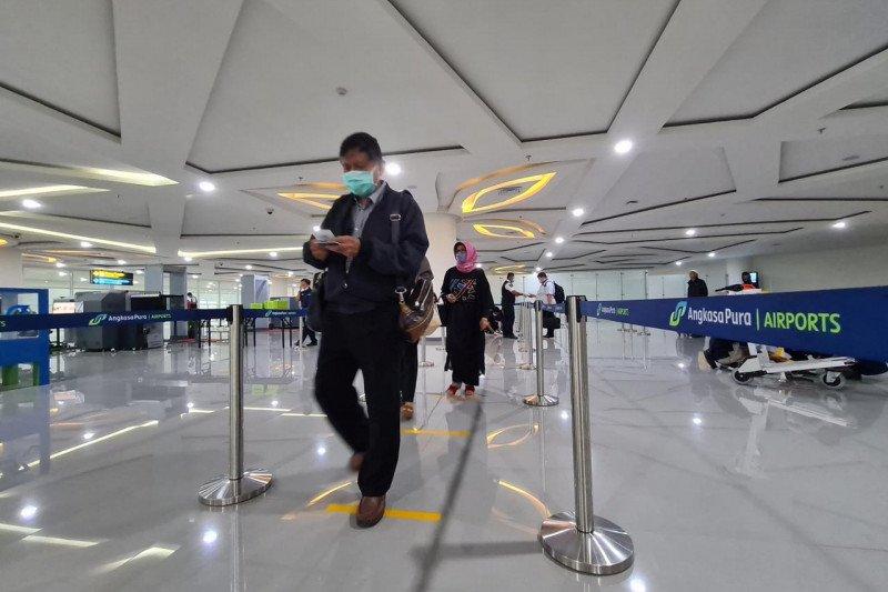 Oktober 2020, trafik penumpang di Bandara AP I tumbuh 16,9 persen