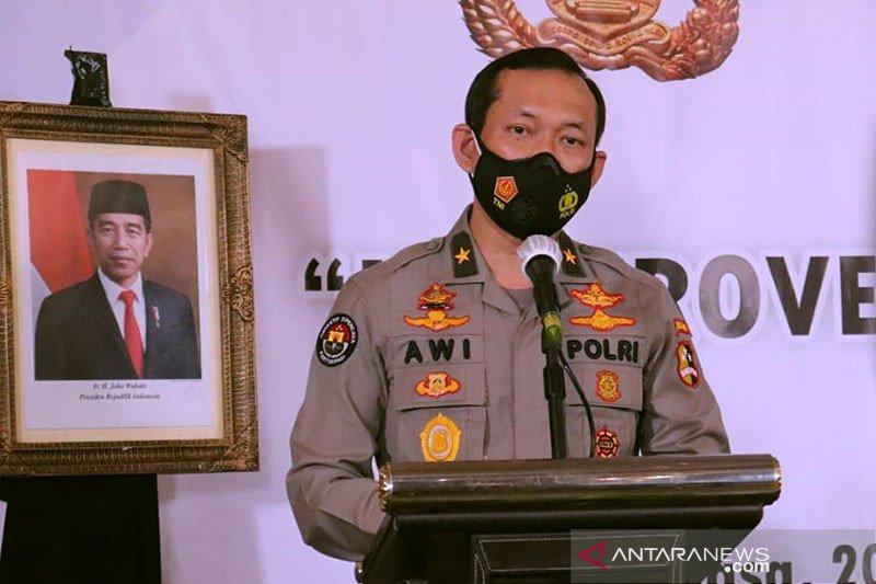 Polisi tetapkan Cagub Mulyadi tersangka dugaan pelanggaran pemilu