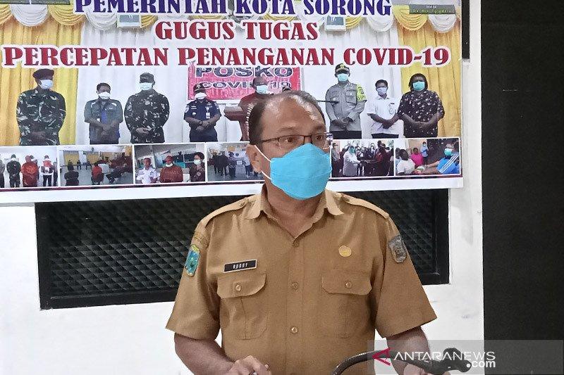 Kasus positif COVID-19 Kota Sorong bertambah 51