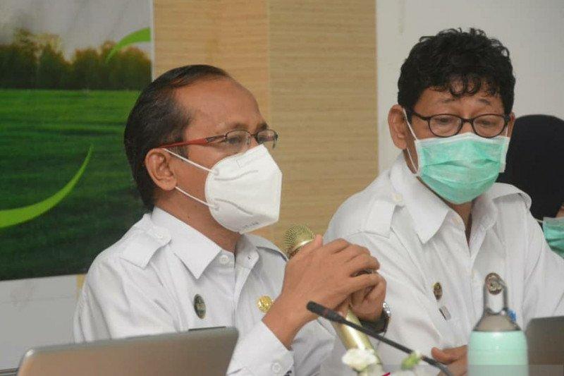 Mayoritas kelurahan di Banjarmasin zona hijau, kasus aktif 74 orang