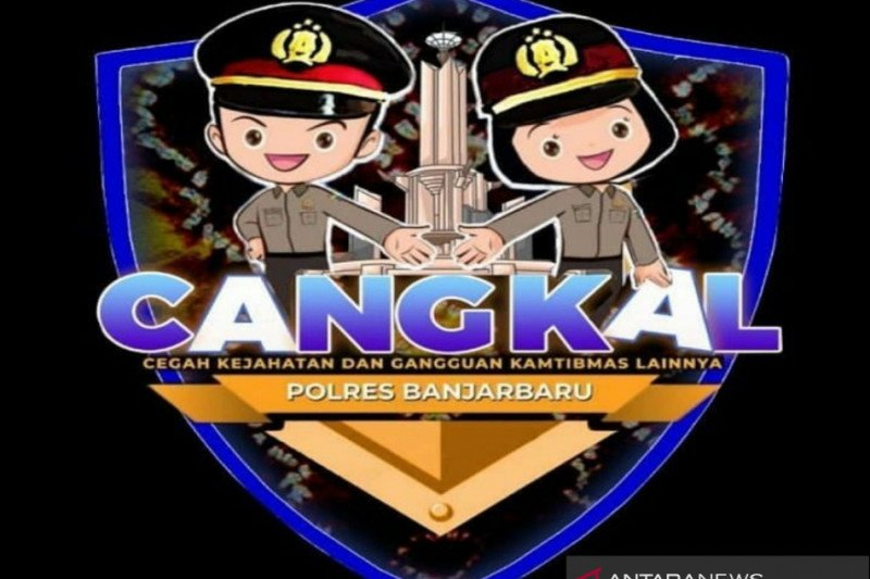 Aplikasi Cangkal Polres Banjarbaru hadirkan polisi setiap saat