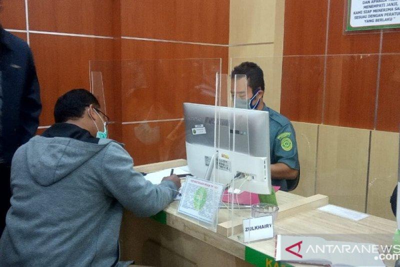 KPK limpah berkas mantan pimpiman DPRD Jambi ke Pengadilan Tipikor