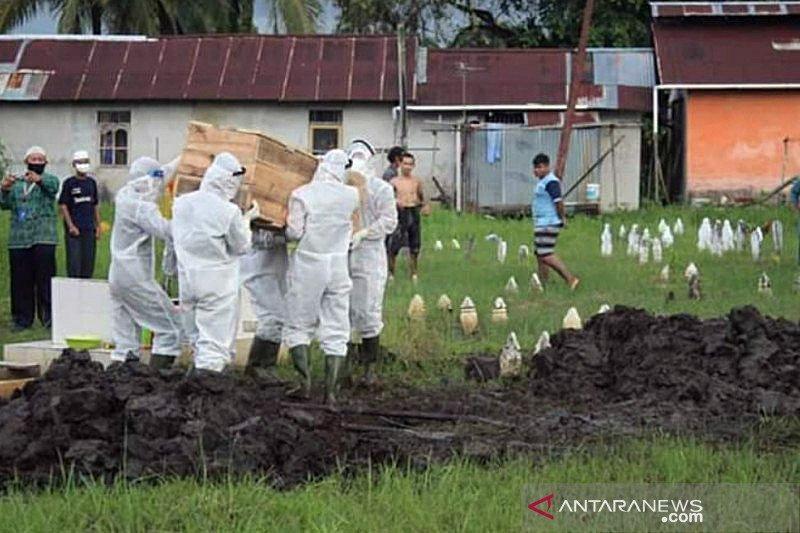 Dinkes Pontianak: 21 orang meninggal akibat COVID-19
