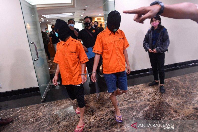 Polda Metro Jaya tangkap begal pesepeda