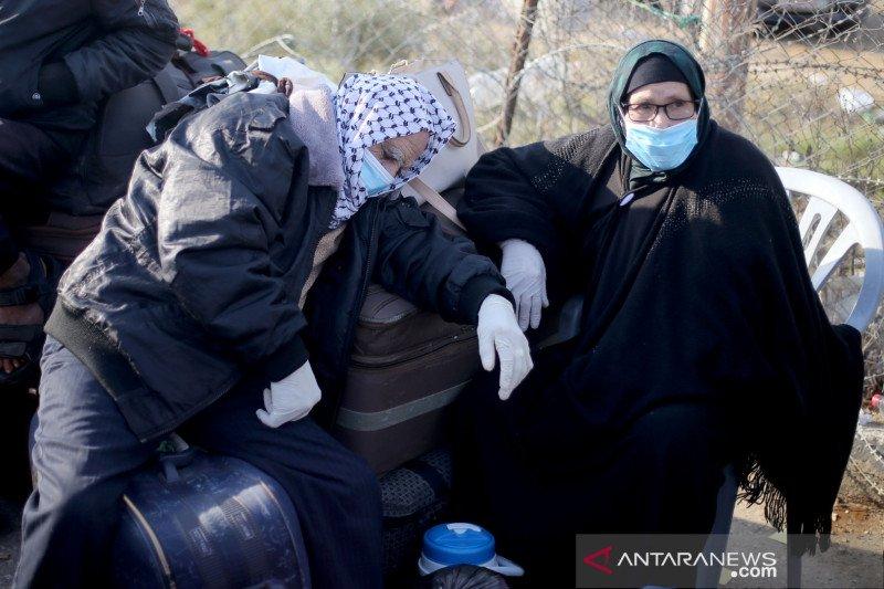 Lonjakan COVID berpotensi sebabkan sistem kesehatan Gaza kewalahan