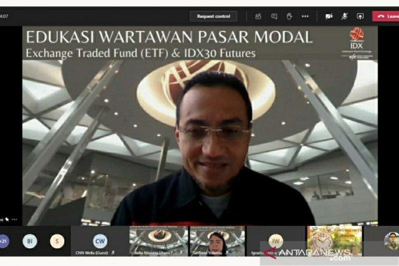 BEI: Jumlah ETF Indonesia terbanyak dibandingkan negara lain di ASEAN