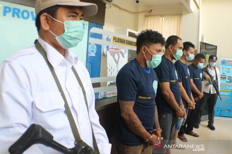 BNNP NTB bongkar jaringan narkoba Lapas Mataram
