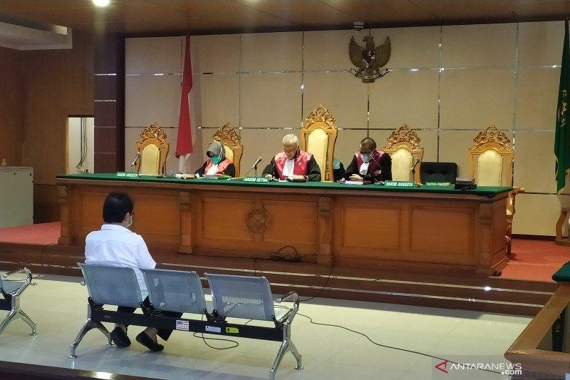Kasus korupsi RTH Bandung, Herry Nurhayat divonis 4 tahun penjara
