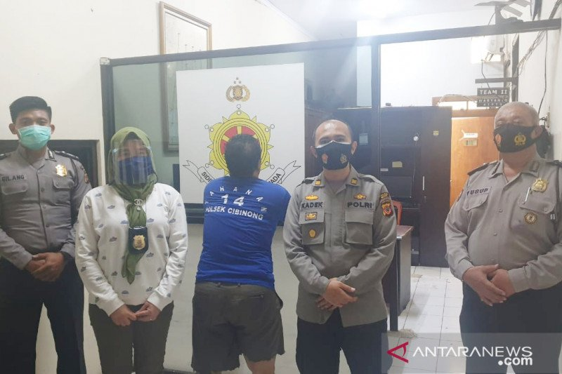Pelaku kasus mayat dalam sumur di Bogor risih ditagih utang Rp1 juta