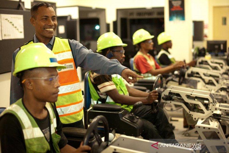 Freeport perkuat SDM Papua melalui Institut Pertambangan Nemangkawi